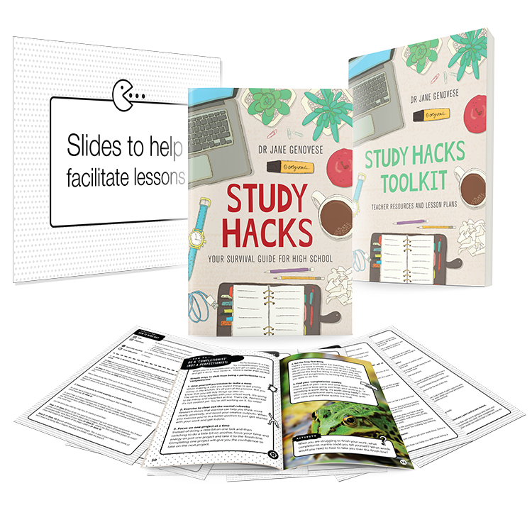 Study Hacks Teachers Toolkit