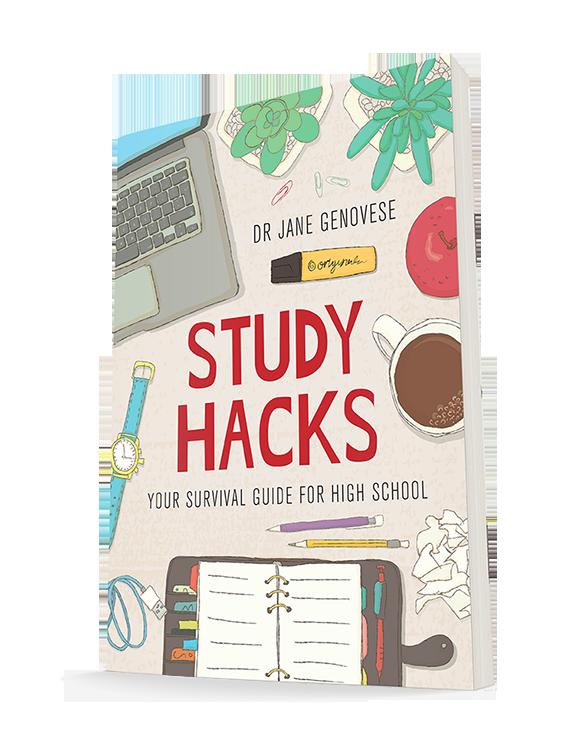 Study Hacks Book