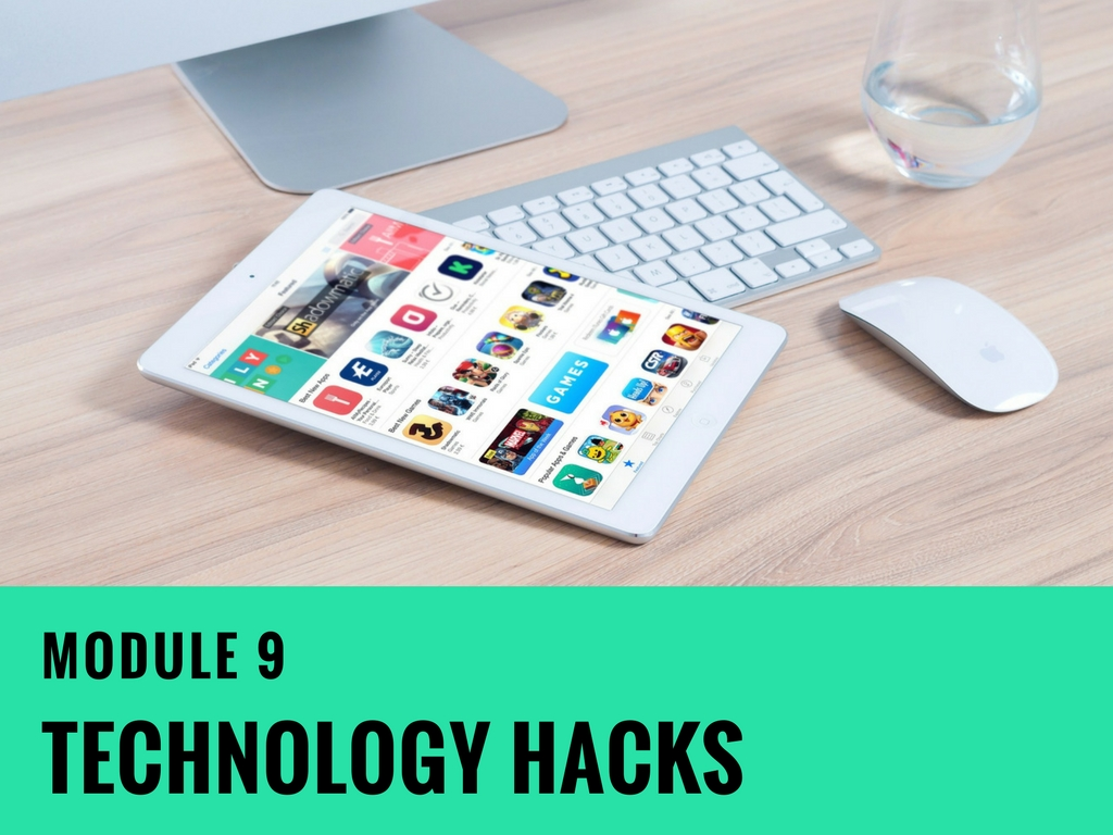 Module-9 Technology Hacks