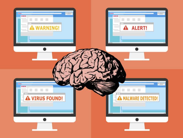 stressed teenage brain