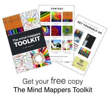 Get your free copy of the Mind Mappers toolkit